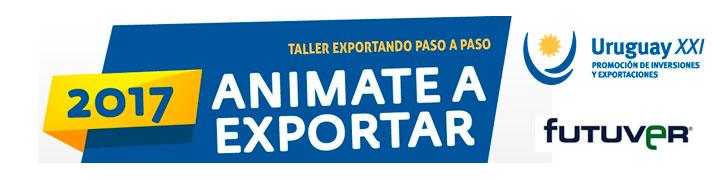 Anímate a Exportar