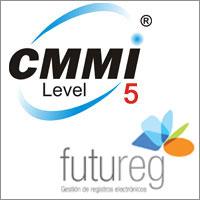 Futuver se convierte en la única empresa en el mundo con máxima certificación CMMI para REGISTROS