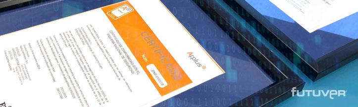Certificado de Conformidad con el Esquema Nacional de Seguridad (ENS)
