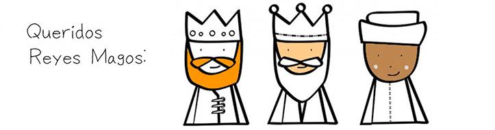 Queridos Reyes Magos:
