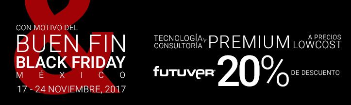 Buen Fin & Black Friday 2017 Futuver México