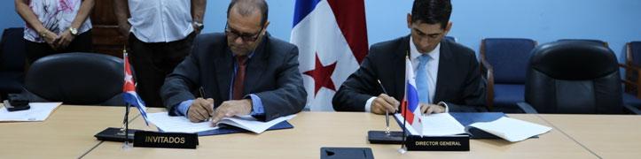 Firma Convenio Registro Público Cuba_Panamá